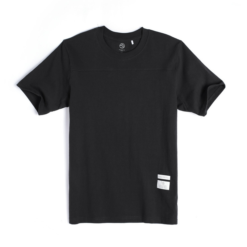 86RT-Simple-Horizon-Cutting-T-Shirts (black)