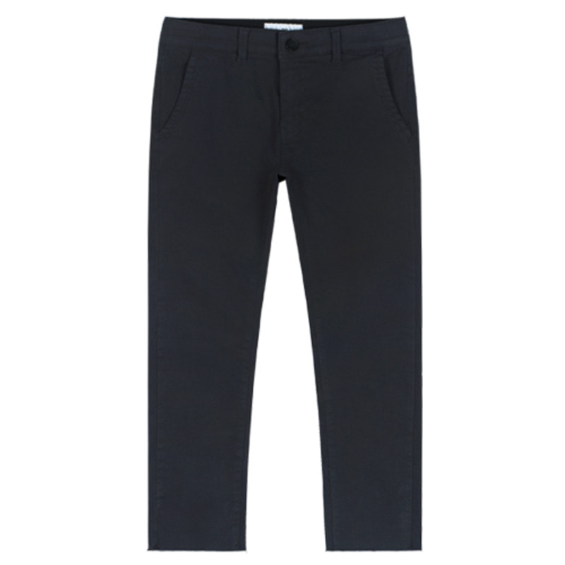 1803 Cutting cotton pants(Charcoal) / slim(20%SALE)