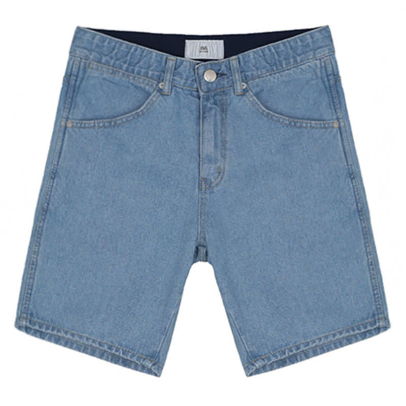 1816 Basic denim shorts / standard