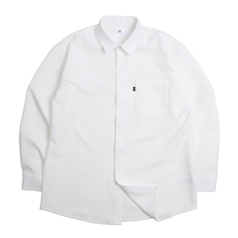 [BEST] 2722 Oversize shirts (White)