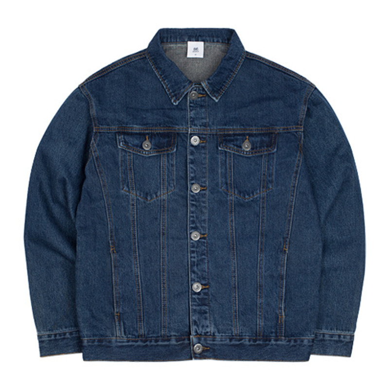 [BEST] 2724 Washing denim jacket (Blue)(36%SALE)박형식 착용(4/2 발송)