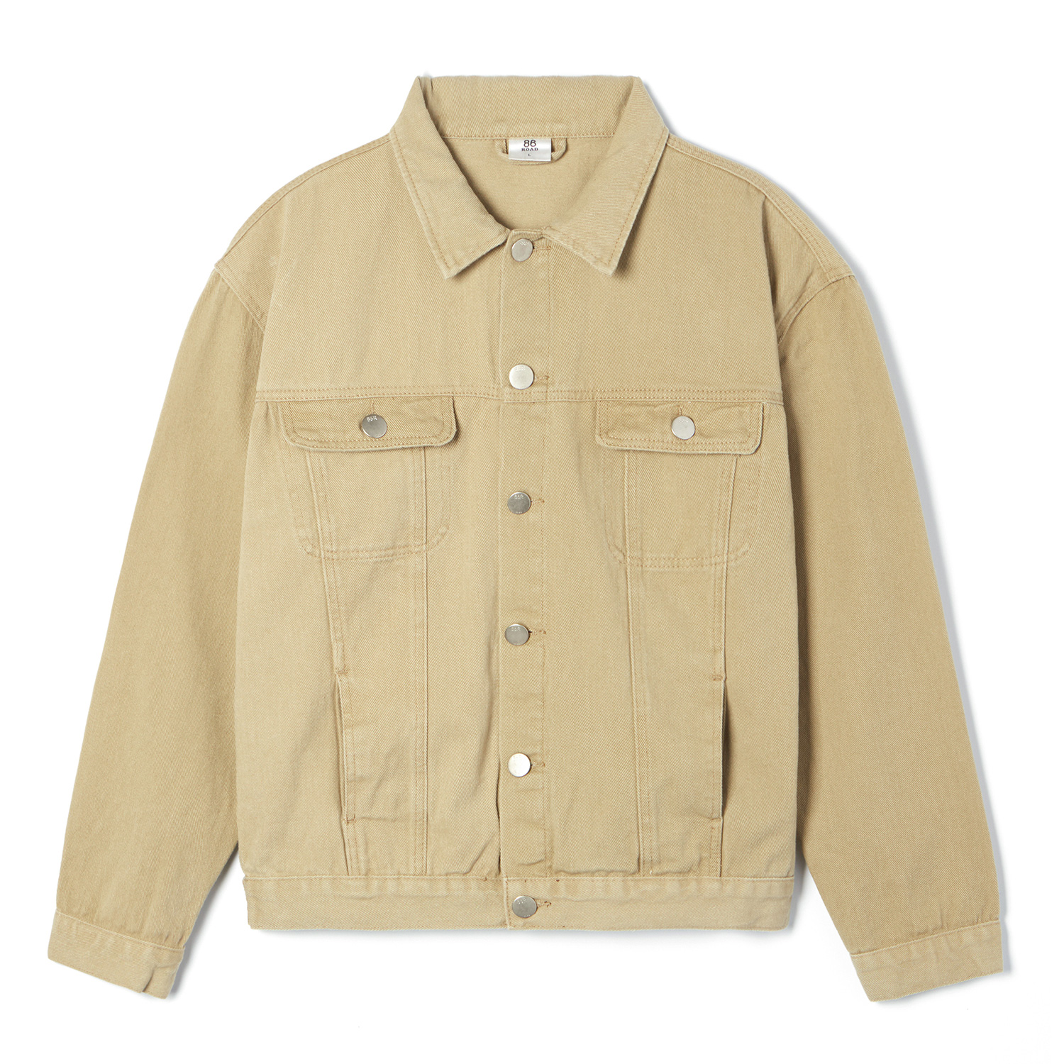 STANDARD TRUCKER JACKET(Beige)(20%SALE)