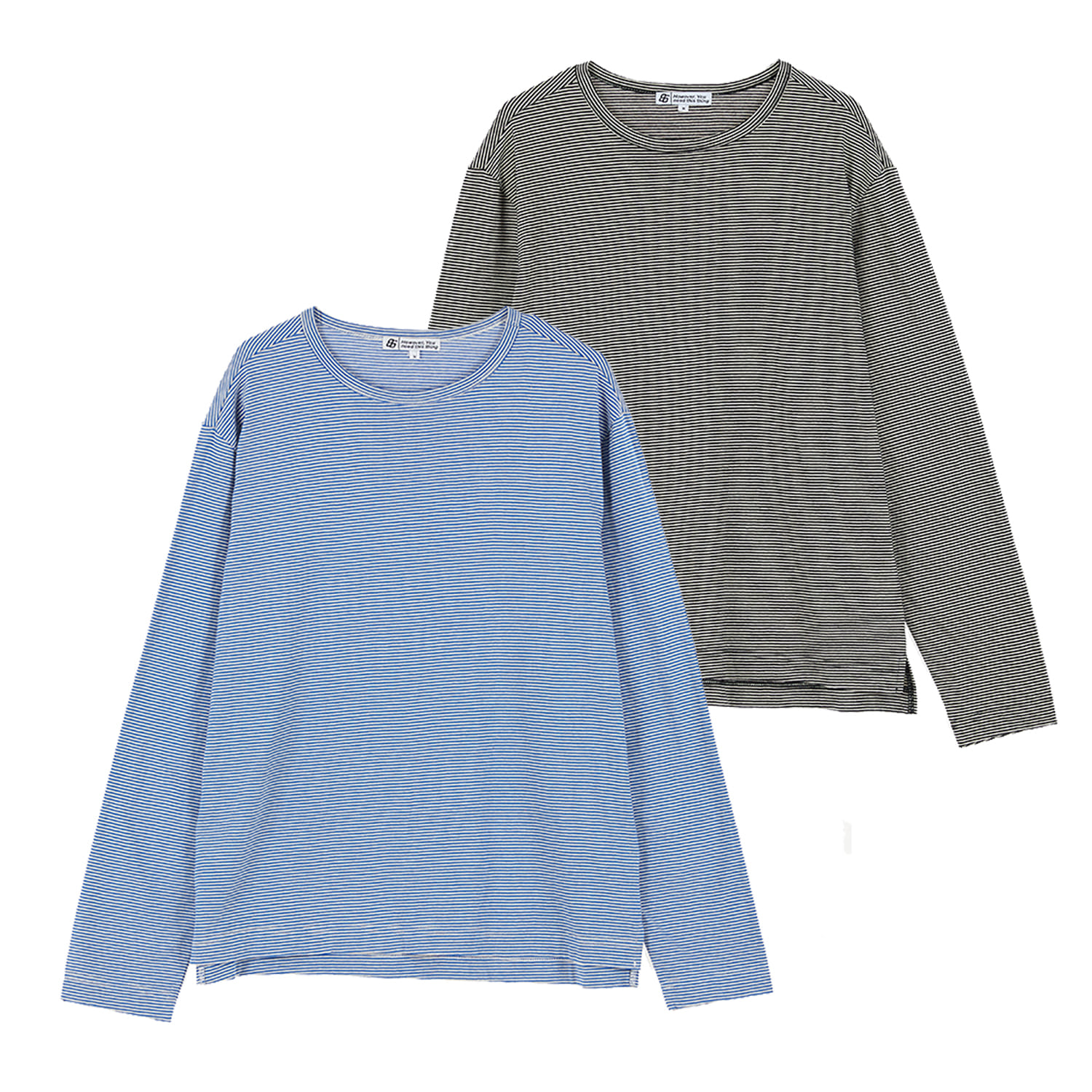 SOFT STRIPE T-SHIRTS