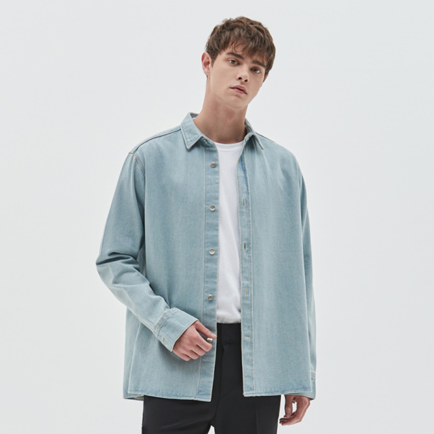 TRIPLE STITCH SHIRTS JACKET
