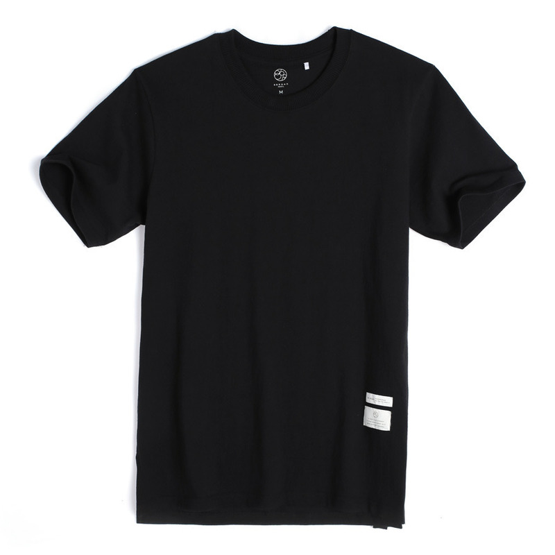 86RT-Basic-Side-Cutting-T-Shirts (black)