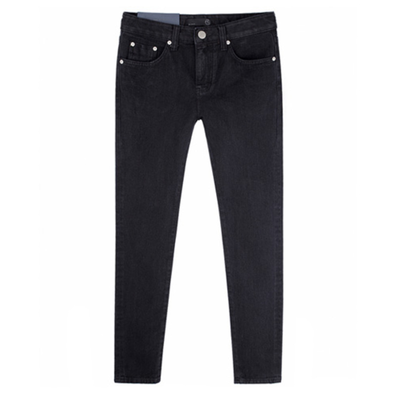 [BEST]1672 basic black jeans(black)(10%SALE)