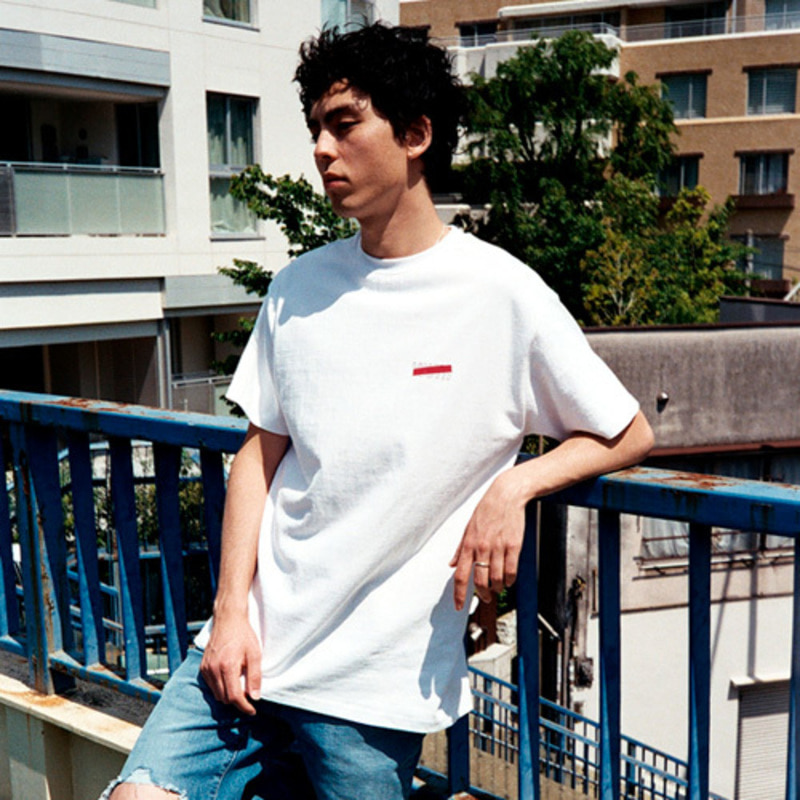 86RT youth t-shirts (white)(32%SALE)