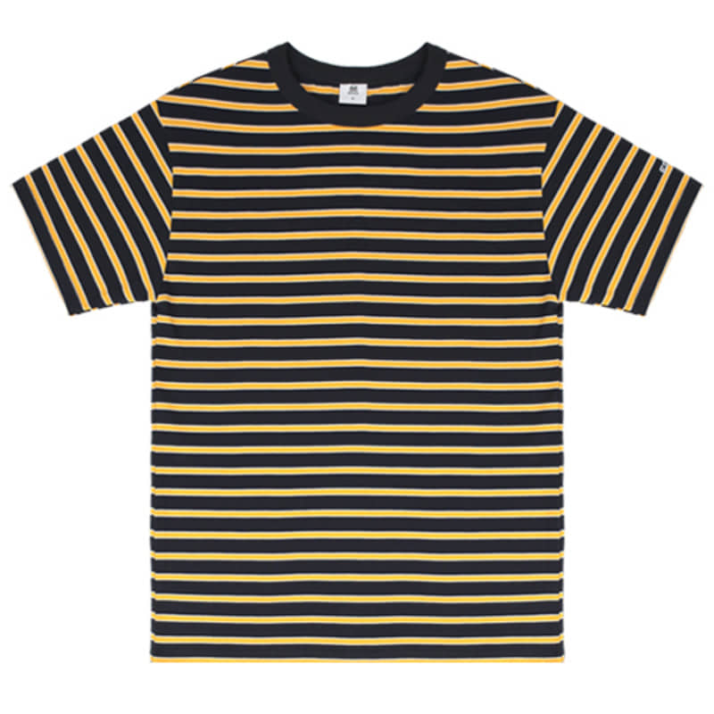2816 Multi color t-shirts(Yellow)