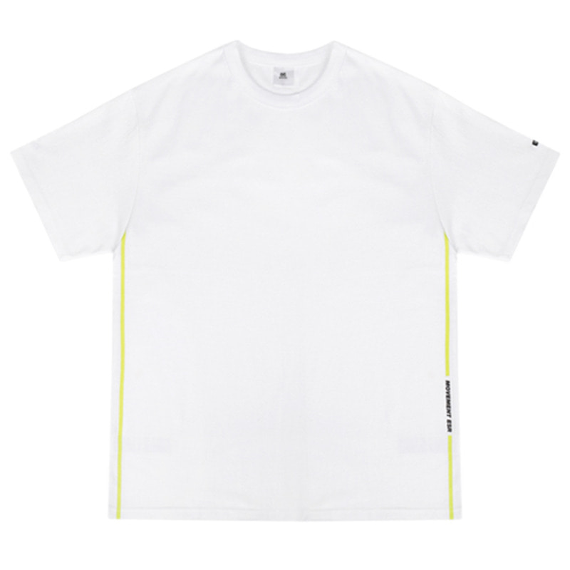 2817 ESR side t-shirts(White)