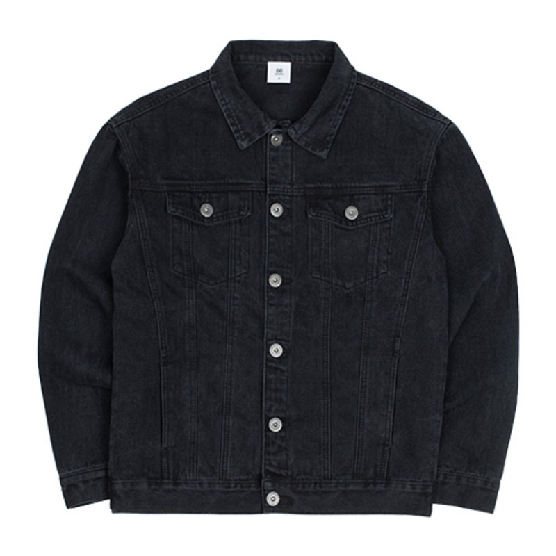 [BEST] 2724 Washing denim jacket (Black)(36%SALE)박형식 착용(3/22발송)