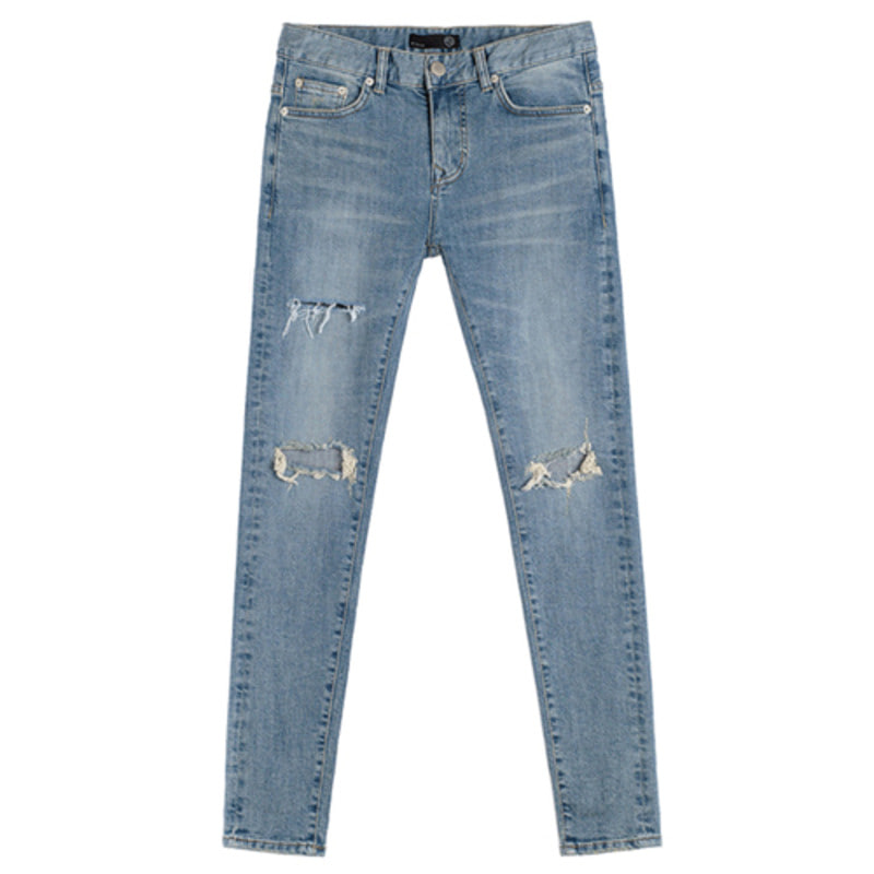 [BEST]1601 cutting destroyed jeans(14%SALE)서강준, 박보검 착용3/26발송