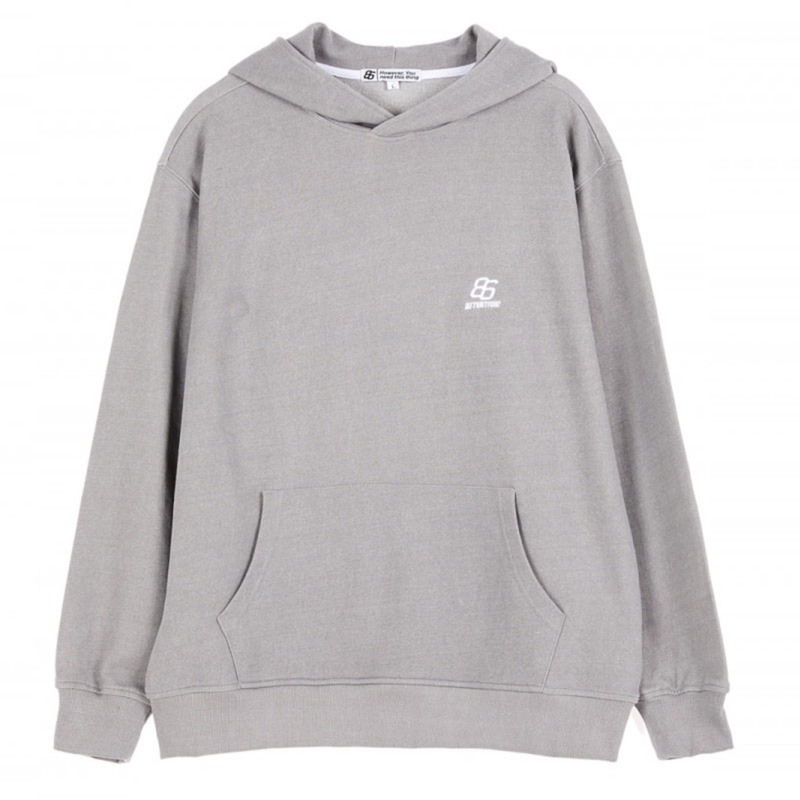 EFFECT DYED HOOD GREY (special coupon)