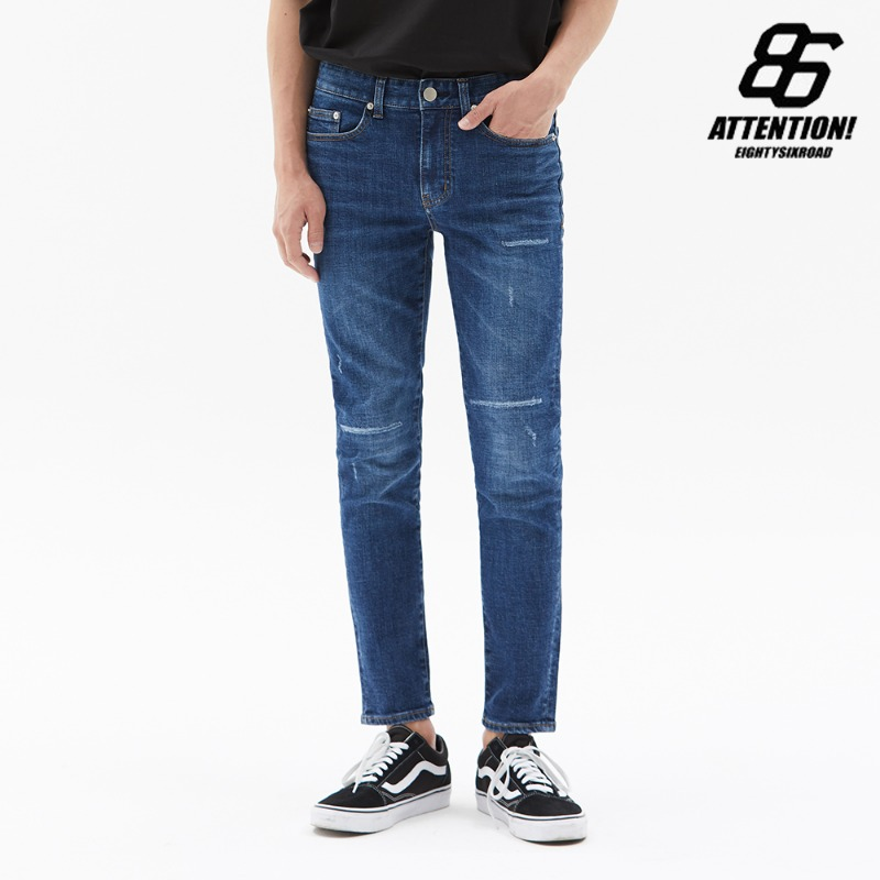 86RJ-1709_simple embroidery jeans(49페스티벌)