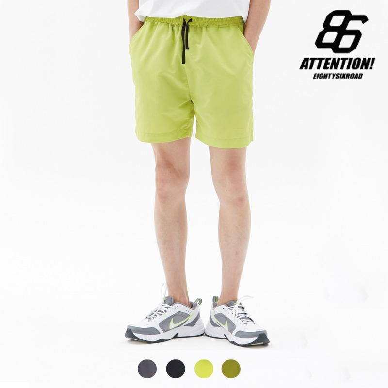 1922 WATER PROOF SHORTS (4COLORS)