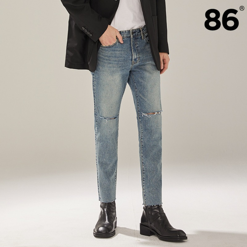 1713 slim cutting jeans / slim