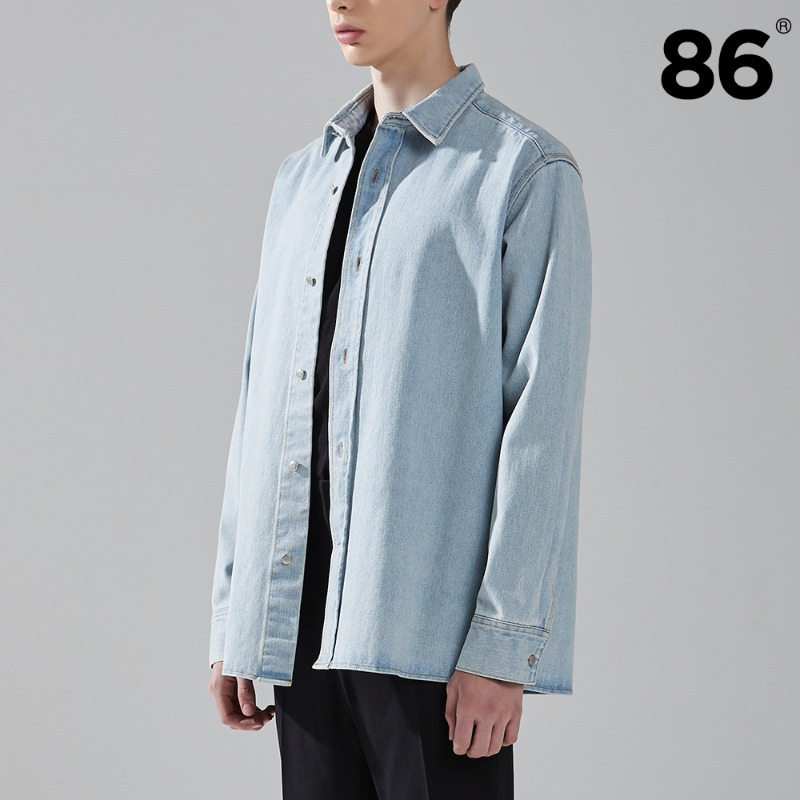 (20SS 신상) Triple stitch shirts jacket