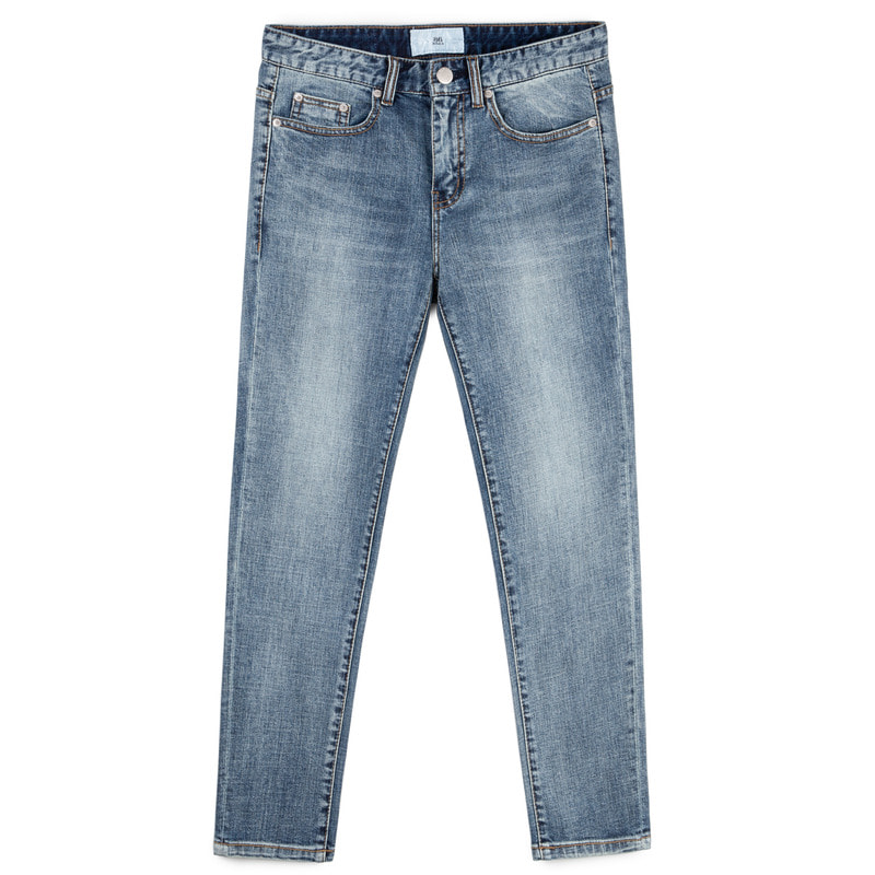 1826 Hide ston washing jean / slim